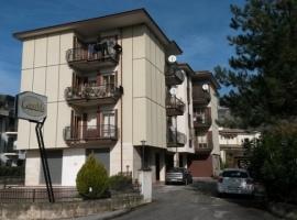 Villa d'Agri - Via Petruccelli