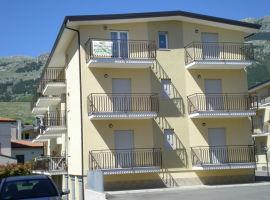 Villa d'Agri, Via G. Gasparrini