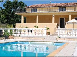 Villa con piscina nel Parco Nazionale del Pollino a S.Domenica Talao