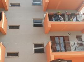 Schiavonea, appartamenti al mare