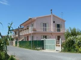 Villa unifamiliare nella campagna di S. Maria del Cedro
